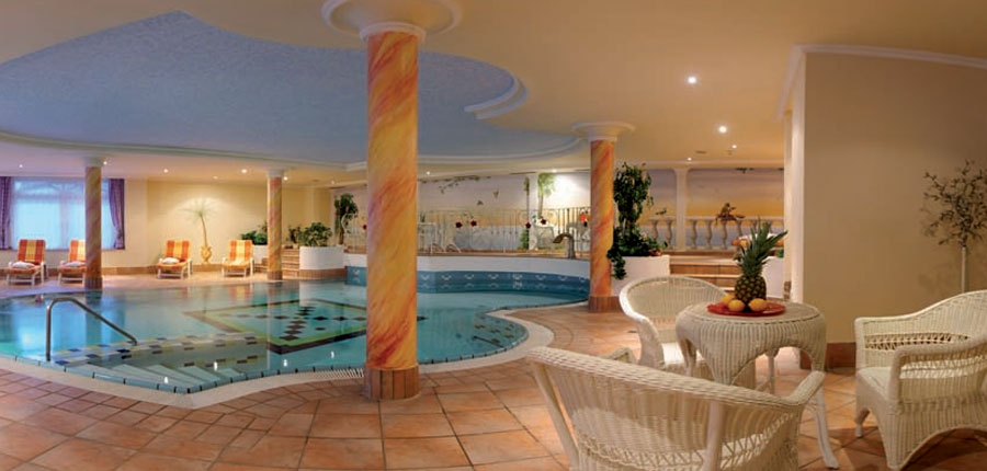 Bergjuwel Hotel, Neustift, Austria - Indoor pool area.jpg